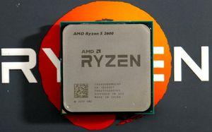 Ryzen 2600+Gigabyte B450m DS3H motherboard for Sale in Los Angeles, CA
