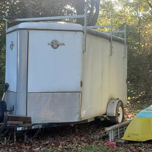 6x10 Enclosed Box Trailer for Sale in Gambrills, MD