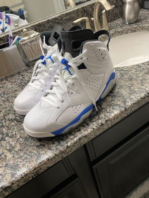 Jordan 6 Retro Sport Blue ( 2014 ) for Sale in Riverview, FL