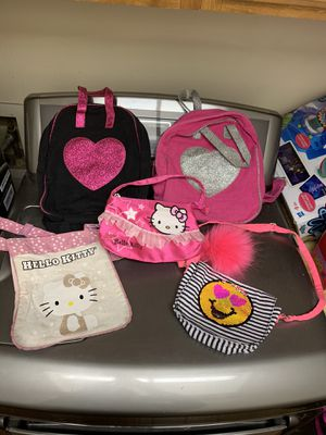 Kids Purses and Mini Backpacks for Sale in Las Vegas, NV