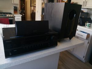 ONKYO House Stereo for Sale in Victorville, CA