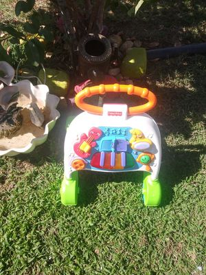 Baby Musical Walker ONLY $5! for Sale in Ontario, CA