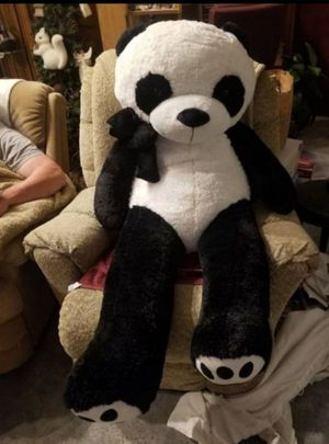 Giant Stuffed Panda Bear for Sale in Silver Spring, PA