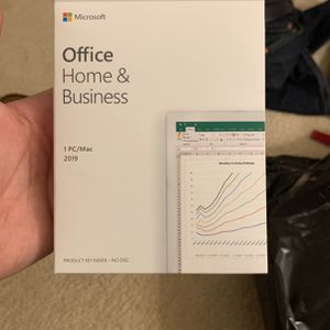 Microsoft Office 2019 Home And Business for Sale in Norco, CA