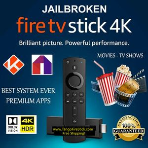 Jailbroken Amazon Fire TV Stick 4k Loaded Tv/Movies/Sports/PPV/XXX for Sale in Neffsville, PA
