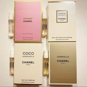 chanel 4 piece perfume bundle trial size for Sale in San Diego, CA