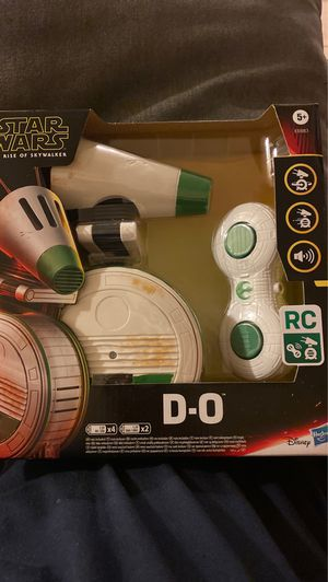 Star wars toy for Sale in Fresno, CA