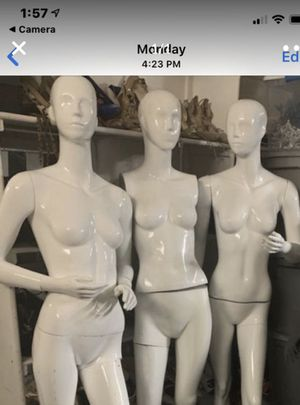 Manniquins for Sale in Fremont, CA
