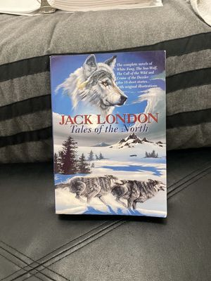 Jack London and the tales of the north for Sale in West Jordan, UT