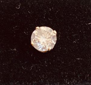 SINGLE STUD DIAMOND EARRING .25CTW for Sale in Surprise, AZ
