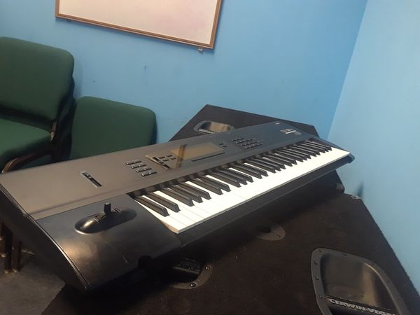 01/wfd korg keyboard work nice!conditions the best edition!