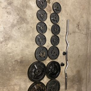 Plates, Curve Bar for Sale in Everett, WA