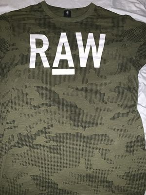 Camo green Raw shirt for Sale in Clarksville, MD