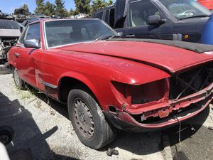 Mercedes-Benz 107 chassis parts for Sale in Chula Vista, CA