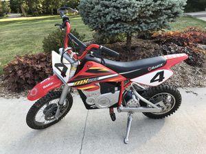 Razor MX 500 Electric Dirtbike for Sale in Shepherd, MI