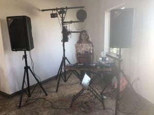 DJ equipment. for Sale in Houston, TX