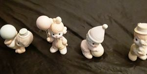 Precious Moment figurines retired prior to 1990 set for Sale in Grand Prairie, TX
