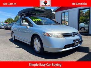 2007 Honda Civic Hybrid for Sale in Portland, OR