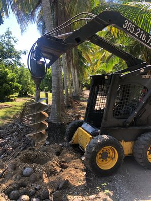 Huecos para cercas y plantas for Sale in Miami, FL