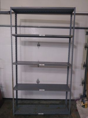 Metal shelving for Sale in Oak Lawn, IL