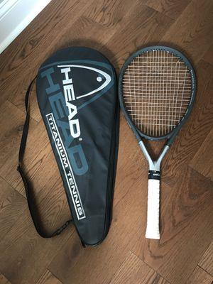 HEAD Titanium Ti. S6 tennis racket for Sale in Philadelphia, PA