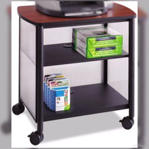 New!! Printer Cart,Rolling Cart, Office Rolling Cart, One Shelf Cart for Sale in Phoenix, AZ