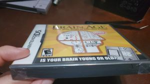 Brain age new and sealed ds for Sale in Riverside, CA