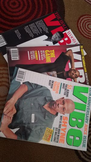 Vibe Magazine for Sale in Victorville, CA