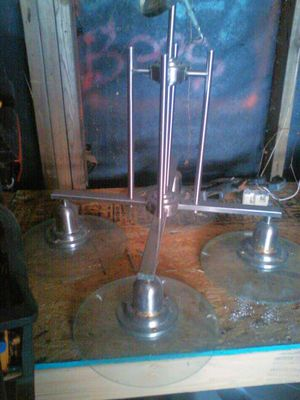 Modern light fixture for Sale in Cleveland, OH
