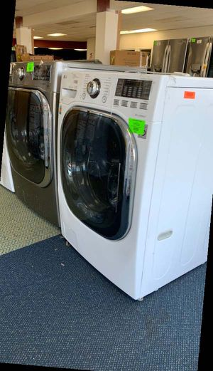 Brand New LG White Washer and ELECTRIC Dryer 2 in 1 PZ38 for Sale in Dallas, TX