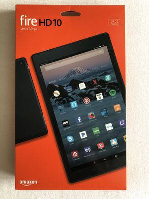Amazon Fire HD 10 Tablet for Sale in Kissimmee, FL