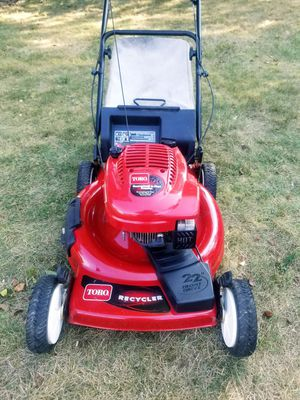 """Toro Recycler 22"""" 3-N-1 Lawn Mower for Sale in Temple Hills, MD"""