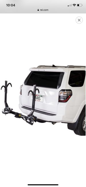 Saris bike hitch rack for Sale in San Diego, CA
