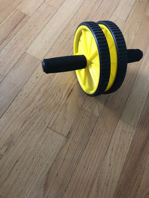 Ab Roller Dual Wheel Sport Stretch for Sale in Rockville, MD
