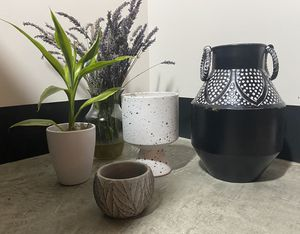 Assorted vases (pots, plant holders) for Sale in Seattle, WA