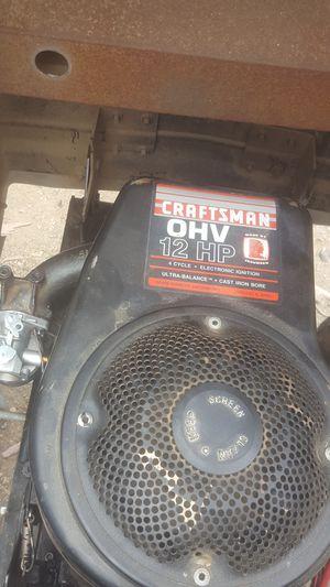 12 hp Tecumseh craftsman for Sale in Riverside, CA