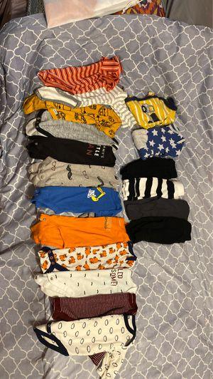 Baby Boy Clothes 0-3M for Sale in Wilmington, DE