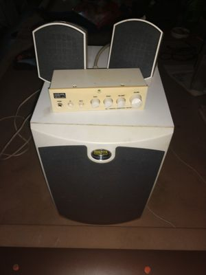 Speaker system for Sale in Whitehall, OH