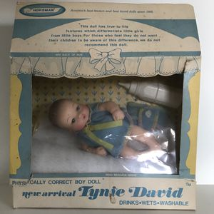 New 1960's Tynie David baby doll for Sale in Troutdale, OR