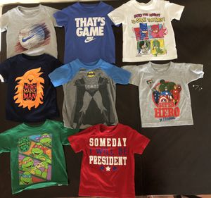 2t boys shirts bundle for Sale in Knightdale, NC