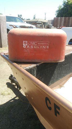 gas tank for boat motors for Sale in Chula Vista, CA