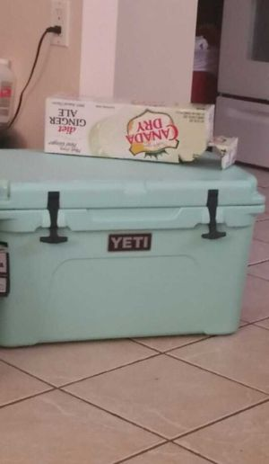 Yeti cooler for Sale in Port Arthur, TX