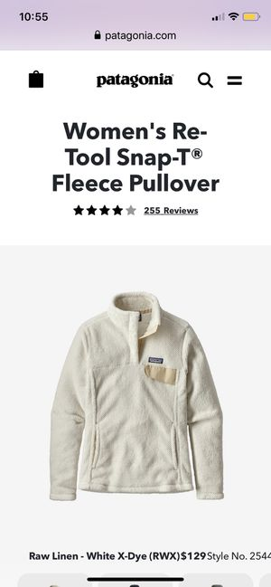 Patagonia women's fleece S for Sale in New Rochelle, NY