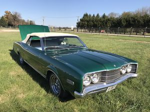 1968 Mercury Montego convertible for Sale in Morrison, IL