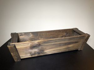 Wooden Planter Box for Sale in Washington, DC