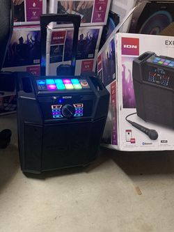 Ion Explorer Bluetooth Speaker 120 watts for Sale in Fort Worth,  TX