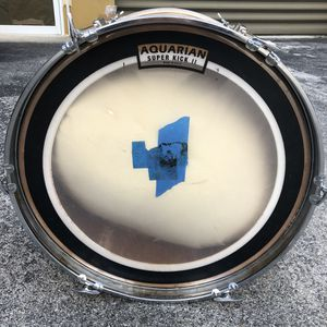 Vintage Drum made in USA Pearl Aquarian for Sale in Fort Lauderdale, FL