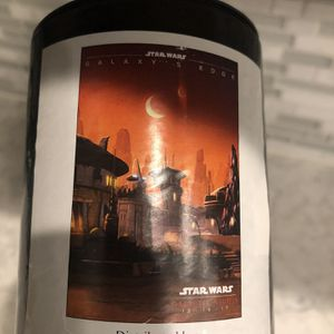 Star Wars Galaxy's Edge Galactic Night Poster. New . Rare Impossible To Find for Sale in Clermont, FL