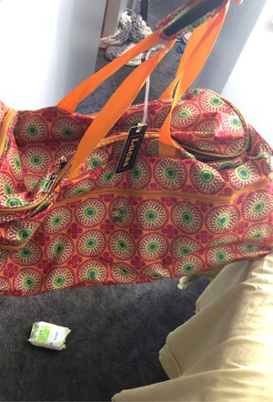 Lucas rolling duffle. Used once. Great condition for Sale in Portland, OR