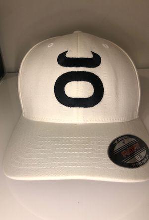 White & Black Flex Fit Hat - Never Worn with Tags UFC Sponsor for Sale in Oakland Park, FL